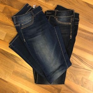 Maurices High Rise Jegging